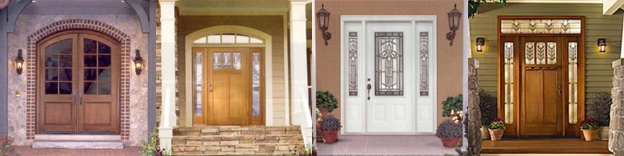 Exterior doors crane johnson lumber fargo and mayville for Front door johnson valley